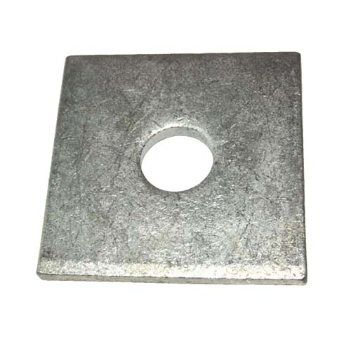 Washer Square 1 4 Quot X 3 Quot For 3 4 Quot Bolt 100 Box 11551
