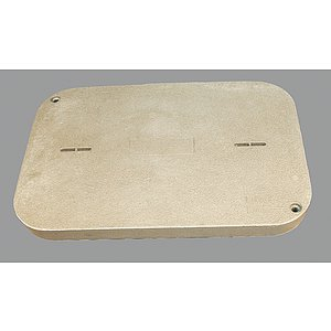 Cover, Polymer Concrete, 24x36, Heavy Duty (20K) Blank