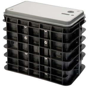 Channell Channell Handhole Bulk4 Hdpe 24x36x24 Tier