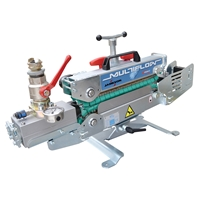 MultiFlow Fiber Blowing Machine for Single Cable Installation