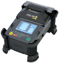 OFS S123M8 V2 Fusion Splicer, Hand-Held Clad Alignment