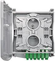 Ofs Slimbox 12 Fiber Internal Use Wall Mount Module